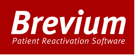 Brevium Patient Reactivation Software Logo